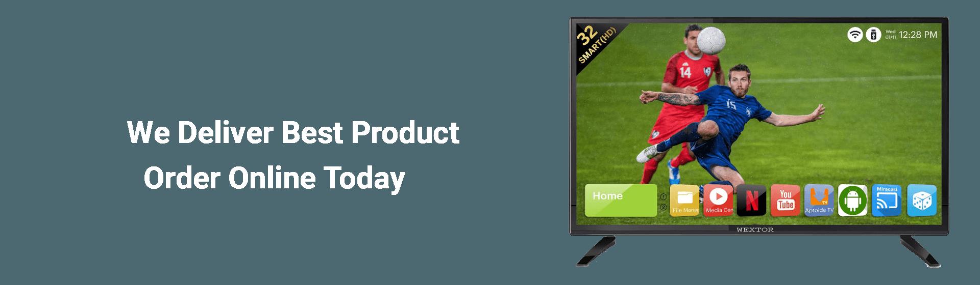 32 Inch LCD Wextor